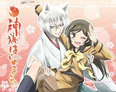 Nanami and Tomoe, Kamisama Hajimemashita