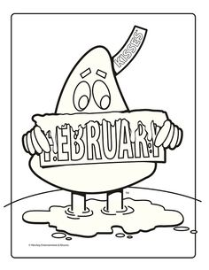 hershey coloring pages for kids - photo#19