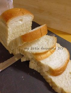 my little favourite DIY: Butter Bread Loaf ~英式奶油土司