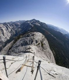 Hike half dome and all of America's 11 best day hikes offer scenery and adventure!