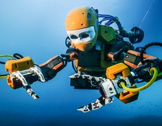 Robots will be playing a key role in ocean exploration and here are four ways they'll be doing it.