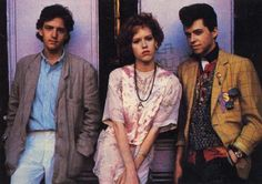 The ultimate 80's comfort film. I adore Andy's style, she is the ultimate in charity shop chic.
