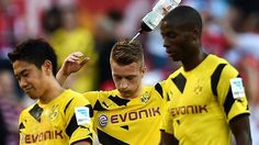 With a defeat against Eintracht, Borussia Dortmund are in the relegation zone of the league table. Let us look at the highlights of Matchday 13.
