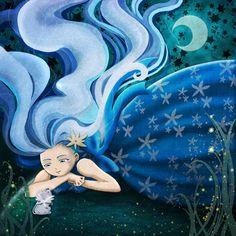 Illustration Jeunesse : Une souris et une princesse^^ - Last Impression  Saeko Doyle