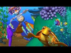 """""""Great Big Ocean"""" with The GiggleBellies- music video for kids preview"""