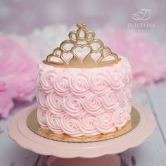 Birthday Cakes For Men, Homemade Birthday Cakes, Bolo Sofia, Birthday Cake Decorating, Girl Cakes, Pretty Cakes, Cake Smash, Baby Shower Cakes, Barbie