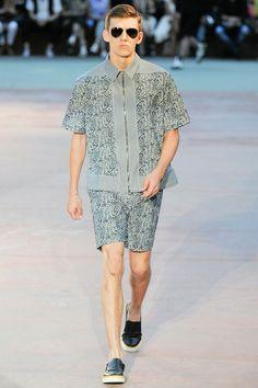 Farb-und Stilberatung mit www.farben-reich.com - Antonio Marras   Spring 2015 Menswear Collection.
