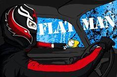 Flatman artwork