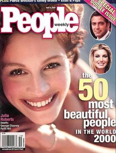 25 Years of Julia Roberts, Most Beautiful Woman