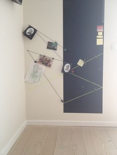 DIY pin board