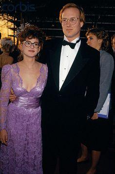Marlee Matlin & William Hurt at the Academy Awards 1987