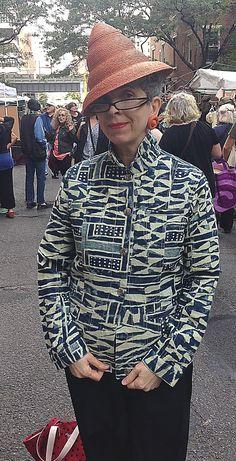 Idiosyncratic Fashionistas: BLOCK PARTY