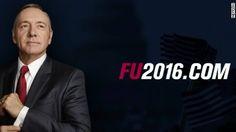 Frank Underwood 2016