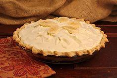 The BEST banana cream pie~