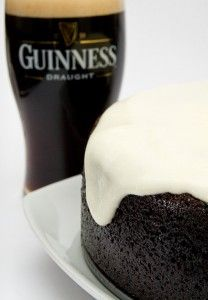 Chocolate Guinness cake!