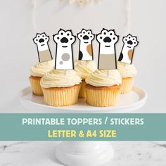 mint it/'s a boy cake pop toppers welcome baby cake picks for boys printable giraffe cupcake toppers baby boy zoo baby shower decorations