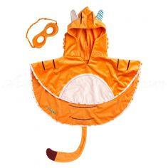 Déguisement Tom le tigre - Lilliputiens: un déguisement lilliputiens ludique et pratique, avec Tom le tigre pour fille ou garçon