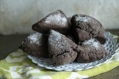 Chocolate Zucchini Scones by Heather Christo, via Flickr