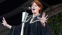Florence + The Machine LIve At Radio City Music Hall - check out the video!