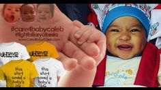 Care4BabyCaleb: The Story of Baby Caleb, A Warrior  https://www.youtube.com/watch?v=CndBrw3W6uI #charity #fundraising #foracause