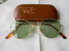 Vintage Rare Panto Rolled Gold 14 KT RG by Tamtasvintage on Etsy