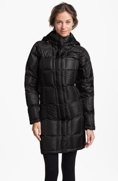 skinny puffer coat - I need this instead of my large puffer coat
