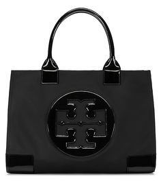 The Large Ella Tote from Tory Burch.  This is one my all time favorite tote bag. So versatile and hold everything for a weekend trip.