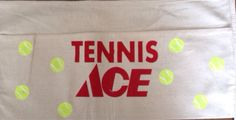 Tennis Apron! Perfect for running drills! Holds up to eight balls!