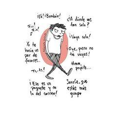 Por  @escarolota  #pelaeldiente  #feliz #comic #caricatura #viñeta #graphicdesign #funny #art #ilustracion #dibujo #humor #sonrisa #creatividad #drawing #diseño #doodle #cartoon
