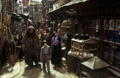 HAGRID COMES TO THE RESCUE!!!