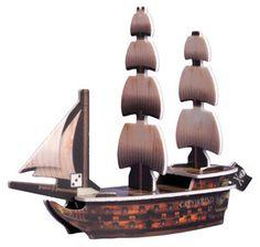 "PotSM 020 - pirate ship ""Greyhound"""