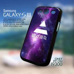 Triangle Galaxy 30 Second To Mars-Galaxy S3 i9300 Case