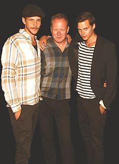 Alexander Skarsgard Family | alexander skarsgard i miss stockholm and family very much