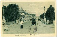 Turku 1900.l- alussa World View, World Cultures, Finland, Street View
