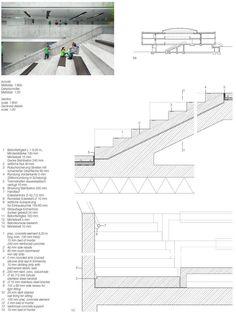 Treppen architektur detail  1. Preis: Details Fassade, © Bembé Dellinger | Architecrure ...