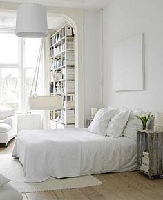 Home Decor – Bedrooms :     Reading in Bed    -Read More –