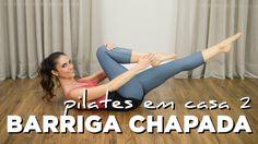TV Chris Flores: pilates em casa 2 barriga chapada