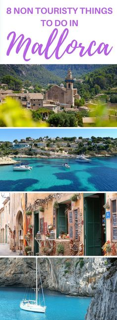 Discover the hidden corners of Mallorca and its less touristy stunning secluded beaches, coves and villages. Spain And Portugal, Portugal Travel, Spain Travel, Europe Destinations, Europe Travel Tips, European Travel, Cool Places To Visit, Places To Go, Bucket List Europe