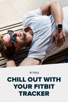 From guided breathing, to workouts with Fitstar, there's tons of ways your Fitbit tracker can help you keep your cool.