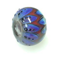 Handmade glass beads by Moonlight Jewellery. https://www.etsy.com/uk/shop/MoonlightJewellery