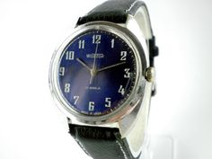 Vintage Wostok Mens mechanical watch from by WatchForLife on Etsy, $35.00
