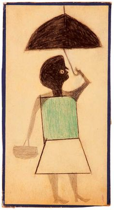 Bill Traylor: Drawings from the Collection of the High Museum of Art and the Montgomery Museum of Fine Arts   American Folk Art Museum