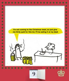 The Modern Toss Christmas party