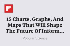 15 Charts, Graphs, And Maps That Will Shape The Future Of Information http://flip.it/EkFpV