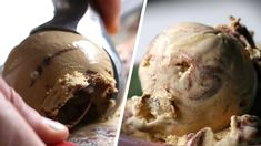 Salted Malted Cookie Dough Ice Cream As Made By Tyler Malek - YouTube