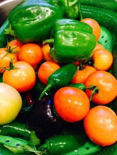 JAMIE'S BLOG – DAY 299 :: enjoy simple bounty   Peak Performance, Stuffed Peppers, Vegetables, Simple, Blog, Stuffed Pepper, Vegetable Recipes, Blogging, Stuffed Sweet Peppers