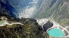 Grasberg mine - Indonesia