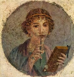 Ancient Pompeii and Herculaneum. Roman painting in ancient Pompeii and Herculaneum. Herculaneum, Fine Art, Roman Painting, Ancient, Painting, Art, Ancient Pompeii, Art History, Ancient Paintings