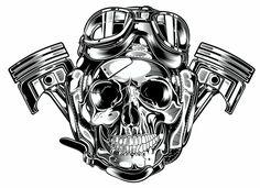 T-Shirt Design for HARLEY DAVIDSON - USACopyright Harley Davidson © 2012.