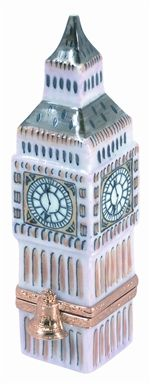 Big Ben Limoges box!